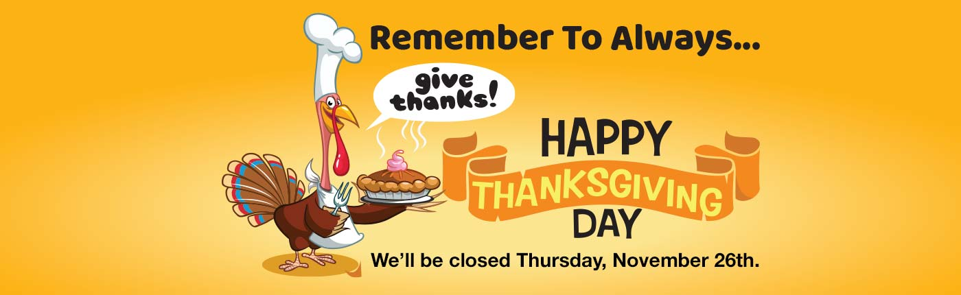 Decorative - Happy Thanksgiving